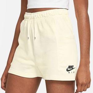 Nike Air Womens Fleece Shorts